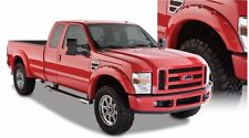 BUSHWACKER POCKET STYLE FENDER FLARES 20917-02, FITS FORD SUPERDUTY 2008-2010