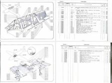 Ambrosini S.7 SIA 7 Aircraft Parts Service Manual DVD 1940's 50's V RareRacing