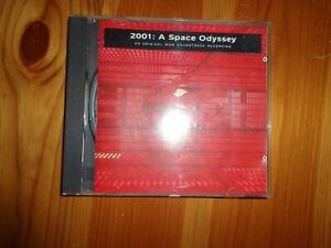 Original Soundtrack : 2001: A Space Odyssey CD free p+p