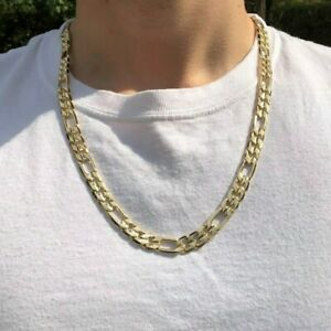 "14k 24"" Yellow Gold 10mm Cuban Chain"