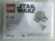 Lego Star Wars Millenium Falcon–20 Pc Disney Building Toy–Promo in Sealed Bag