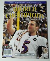 Lindy's Sports - Special Collectors Edition 2012 World Champs Baltimore Ravens