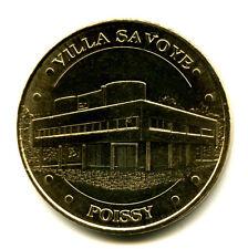 78 POISSY Villa Savoye, 2012, Monnaie de Paris