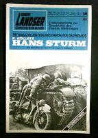 Der Landser Grossband Nr: 465  Hans Sturm