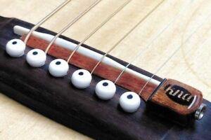 KNA Pickups SG-1 Portable Piezo Pickup for Steel String Acoustic Guitar