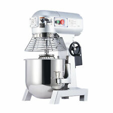 More details for 20l commercial planetary food dough mixer 1100w electric food mixing machine