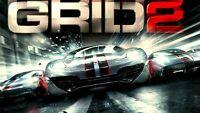 Grid 2 + 2 DLC'S | Steam Key | PC | Digital | Worldwide