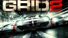 Grid 2 + 2 DLC'S   Steam Key   PC   Digital   Worldwide