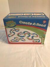 Flipo Toys Bend-A Path 289 Piece Create A Road Car Track Includes Car!!
