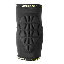 Uhlsport Bionikframe Coude Coussin Protège Coudes Protecteurs Noir [100696601]