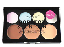 Technic Correct and Contour face palette foundation cream flawless cover