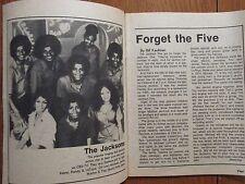June-1976 Chicago TV Mag(THE JACKSONS/MICHAEL JACKSON//JANET JACKSON/DINAH SHORE