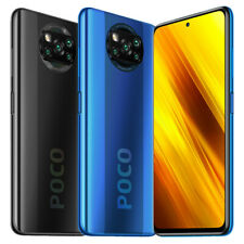 "Xiaomi Poco X3 NFC 128GB 6GB Smartphone 6.67"" Dual Sim Shadow Gray/Cobalt Blue"
