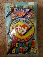 TY Beanie Babies Collectors Cards 2nd Edition Series 3 Sealed Box