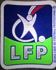Patch Ligue 1 de foot OM PSG Lyon Monaco Bordeaux etc LFP R 2007/2008