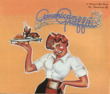 American Graffiti 41 ORIGINAL HITS FROM THE SOUNDTRACK Various Artists NEW 2 CD