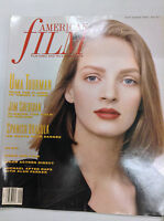American Film Magazine Uma Thurman Jim Sheridan September 1990 040617nonr