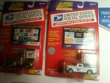 Johnny lightning 1950 Ford pickup F-1 gold .1960 Studebaker & Stamps collection.