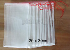Pest Exclusion Bags for Fruits, Tomato , Organic Control 20 pieces