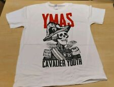 Mens T shirt Official YMAS You Me At Six Cavalier of Youth Skeleton Band L C