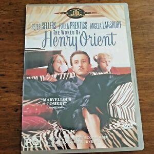 The World of Henry Orient DVD R4 Like New! – FREE POST