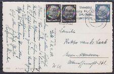 DR ZD W 68, 512 MiF auf AK Frohe Ostern, gel. Gelsenkirchen - Essen 1939