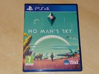 No Man's Sky PS4 Playstation 4 Mans **FREE UK POSTAGE**