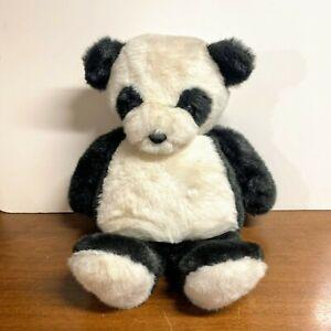 "Vintage Gund Panda Bear Plush Collectors Classics 21"" Stuffed Animal"