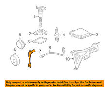 VW VOLKSWAGEN OEM Touareg-Engine Crankshaft Crank Position Sensor CPS 077905381N