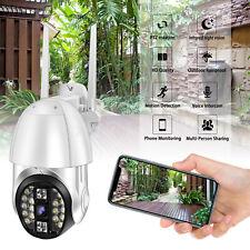 360° Wireless Outdoor IP Camera 1080P WiFi 20LEDs CCTV Security IR Webcam