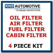SAAB 9-3 1.9TTiD 180bhp Diesel 07-13 Oil,Fuel,Air & Cabin Filter Service Kit s3