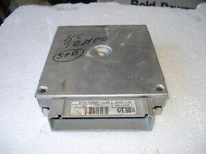85 Ford Tempo ECU ECM Engine Control Module OEM (E8TF-12A650-AV3B)