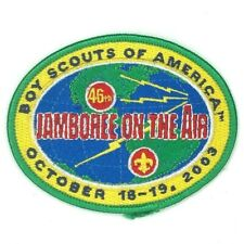 2003 Jamboree on the Air 46th National Jamboree Patch