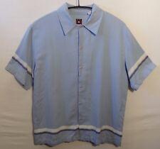 """Paul Smith Sport Camicia Da Bowling UK XL USA L circonferenza petto 48"""" 122 cm (AS12)"""