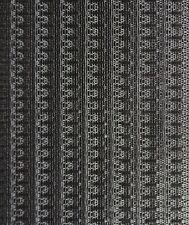 Genuine Fender Black PVC Grill Cloth, 6ft. x 6ft. Full Roll, MPN 0026317002