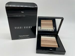 Bobbi Brown Shimmer Brick Compact Highlighter 0.4Oz/10g. New~Select Your Shade