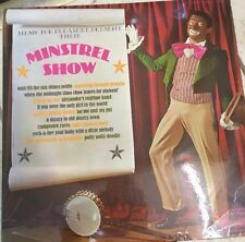 Music For Pleasure Present Their Minstrel Show. Vinyl LP. MFP 1166