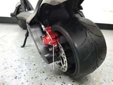 New 48V WideWheel Electric Fat Tire Kick Scooter 500W 800W Max 10.4Ah Lithium