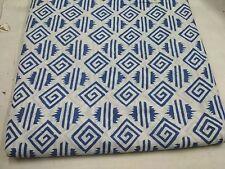 indian hand block print Fabric cotton Hand paisley Print  By The Yard KJHRFTPL24