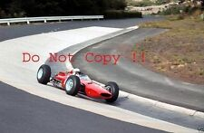 John Surtees Ferrari 158 ganador alemán Grand Prix 1964 fotografía