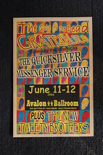 The Grateful Dead Poster 1966 Avalon Ballroom #2