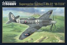 Supermarine Spitfire Mk.22 - 1/72 scale Special Hobby plastic model kit 72127