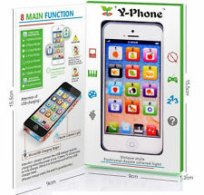 Jouet TéléPhone Enfants Y-Phone éducatif apprentissage iphone 4s 5 CADEAU