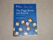 Teaching Co Great Courses The Higgs Boson and Beyond new DVD & sealed