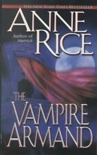 The Vampire Armand by Professor Anne Rice (Paperback, 2000)
