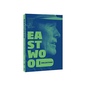 Eastwood Collection Sei film con Clint Eastwood Cofanetto 6 Dischi DVD