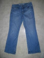 Ladies Tommy Hilfiger Boyfriend Mid Rise Easy Fit Boot Cut Denim Jeans Sz 30X30