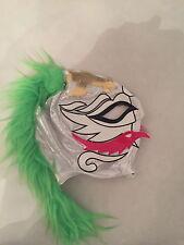 Wrestling Rey Mysterio Joker Semi-Pro Maske für Erwachsene