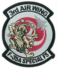 JASDF JAPAN AIR FORCE F-35A SPECIAL FS PATCH
