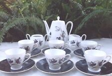 WINTERLING Bavaria GERMANY 1950's FOREIGN 125 Porcelain COFFEE/TEA SET - In Aust